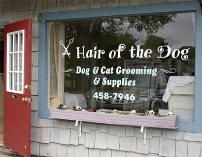 About A Hair of the Dog pet grooming in Guilford Connecticut